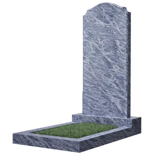 Памятник №11 (зеленый гранит)