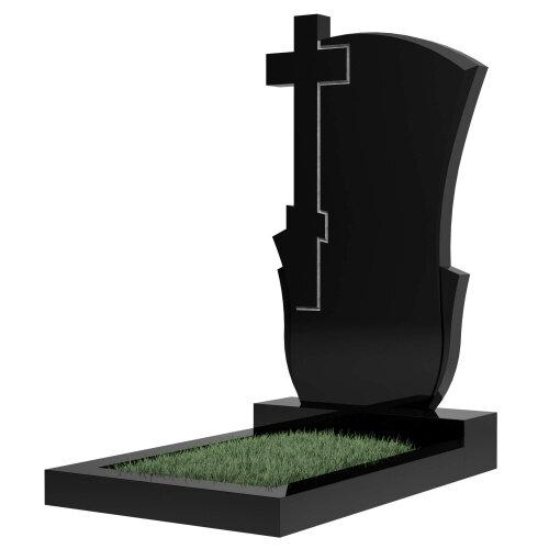 Памятник №76 (черный гранит)