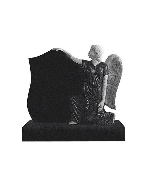 Памятник элитный №15 (коричневый гранит)