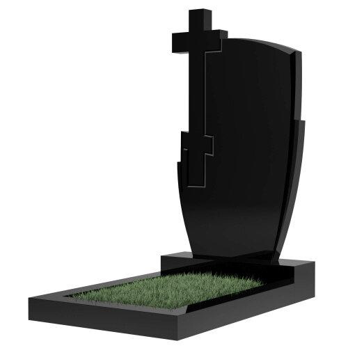 Памятник №78 (черный гранит)