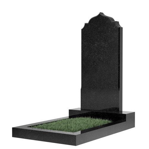 Памятник №19 (зеленый гранит)