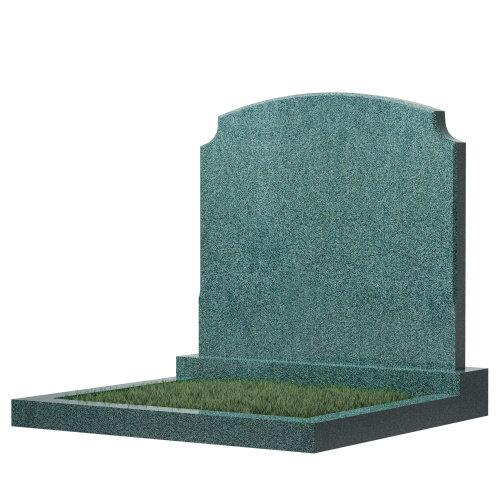 Семейный памятник №17 (красный гранит)