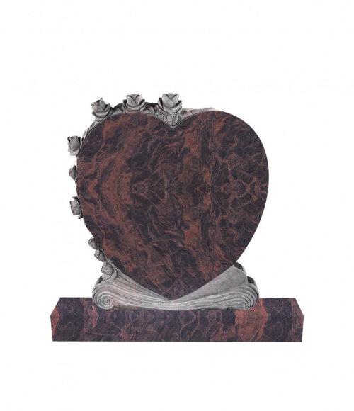 Памятник элитный №13 (коричневый гранит)