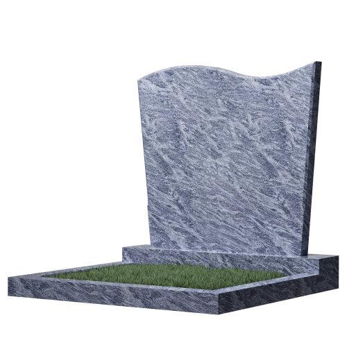 Семейный памятник №16 (красный гранит)
