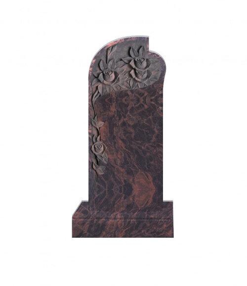 Памятник элитный №12 (коричневый гранит)