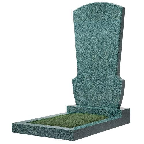 Памятник №23 (зеленый гранит)