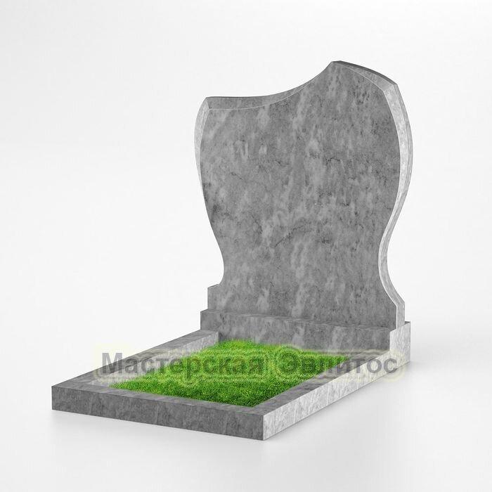 Мраморный памятник №215