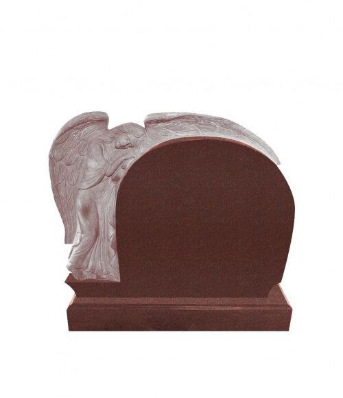 Памятник элитный №9 (коричневый гранит)