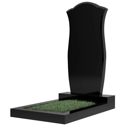 Памятник №30 (зеленый гранит)