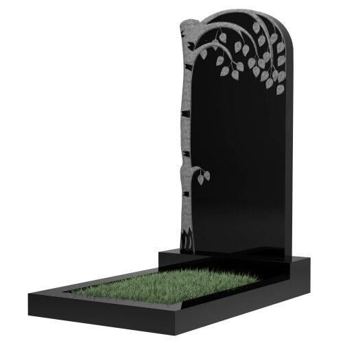 Памятник №84 (черный гранит)