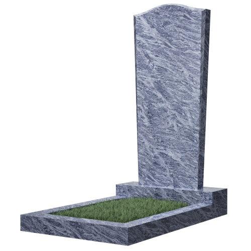 Памятник №88 (черный гранит) в Томске