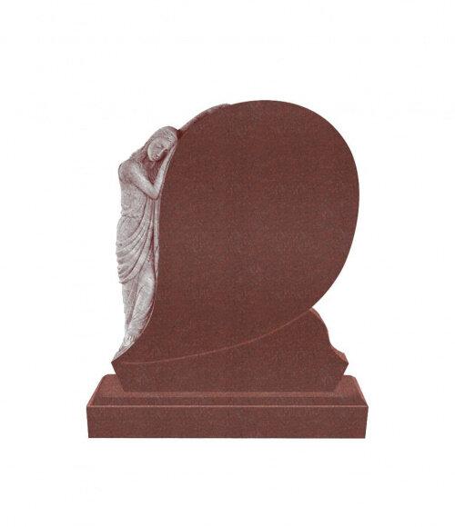 Памятник элитный №6 (коричневый гранит)