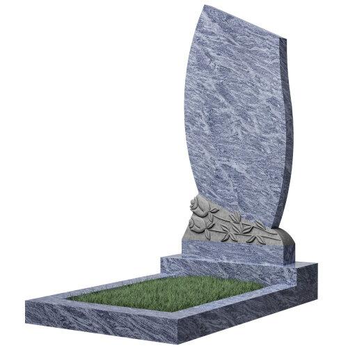 Памятник №92 (черный гранит)