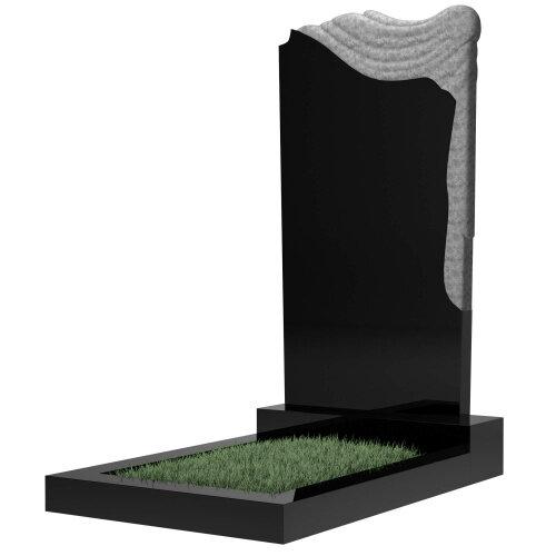 Памятник №95 (черный гранит)