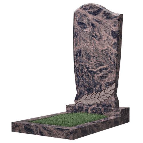 Памятник №96 (черный гранит) в Томске