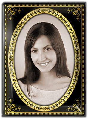 Портрет прямоугольный №З-7
