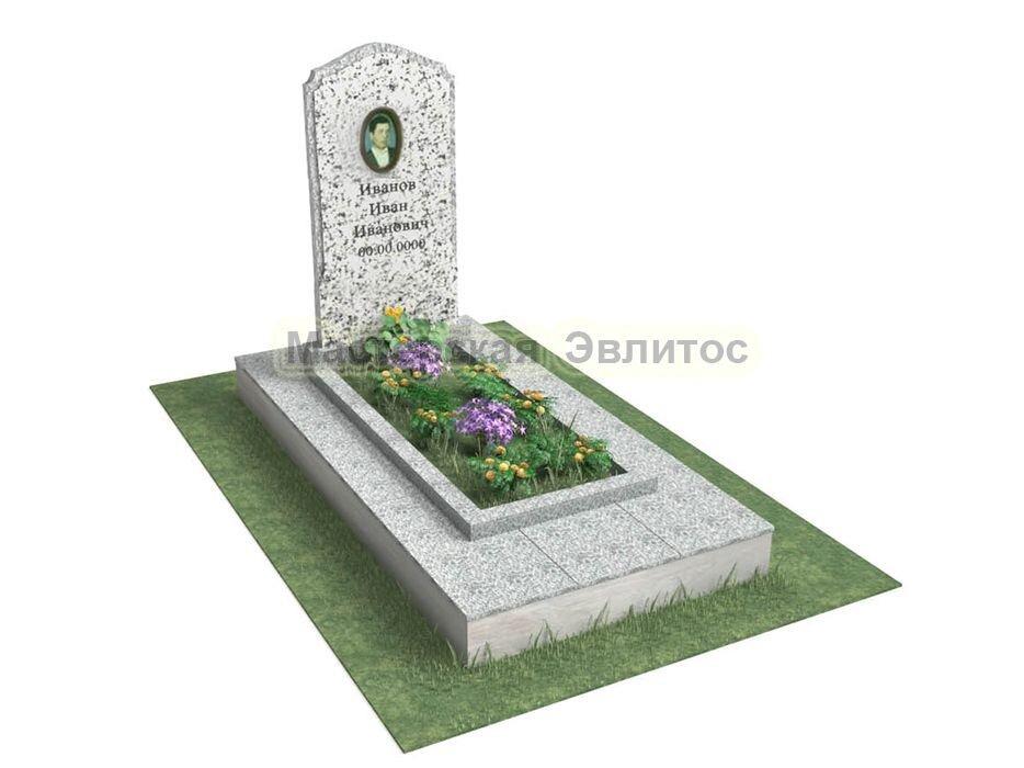Готовый проект памятника ГПГ №2