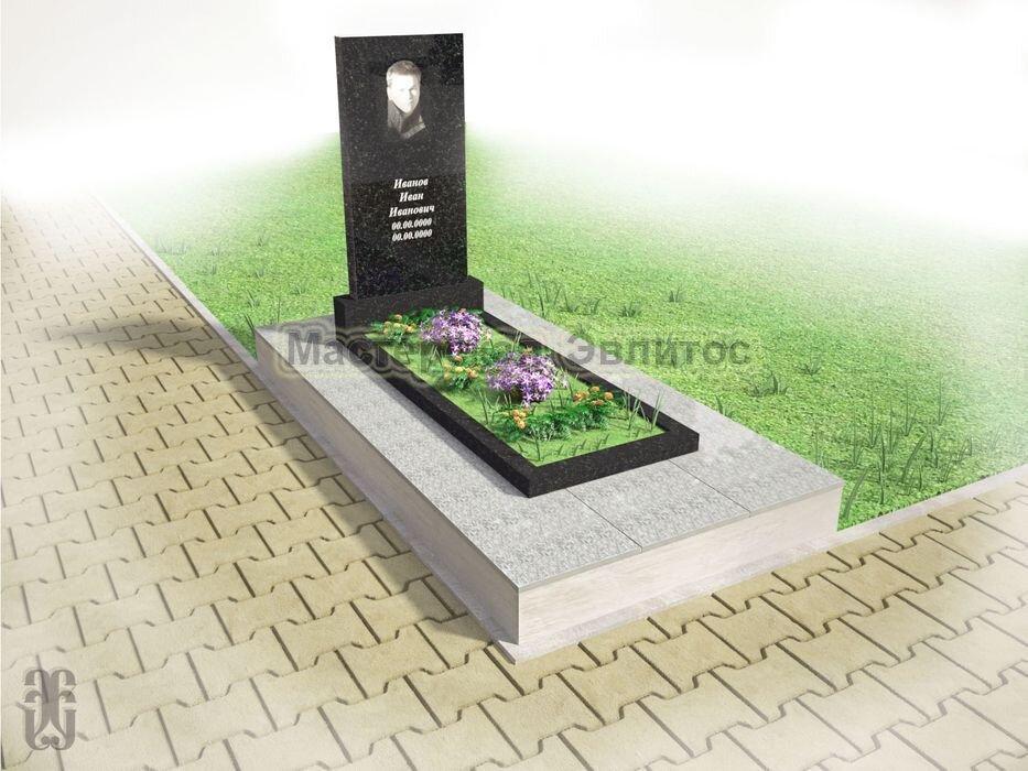 Готовый проект памятника ГПГ №5
