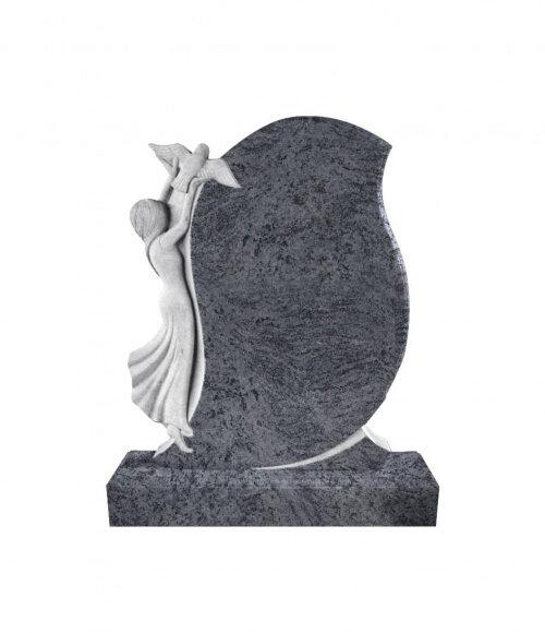 Памятник элитный №2 (черный гранит)
