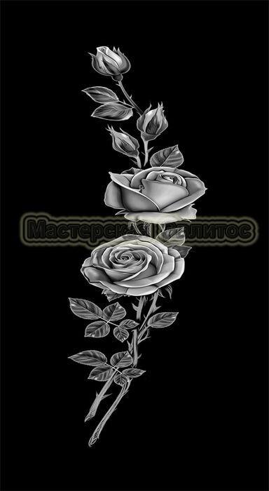 Розы №1