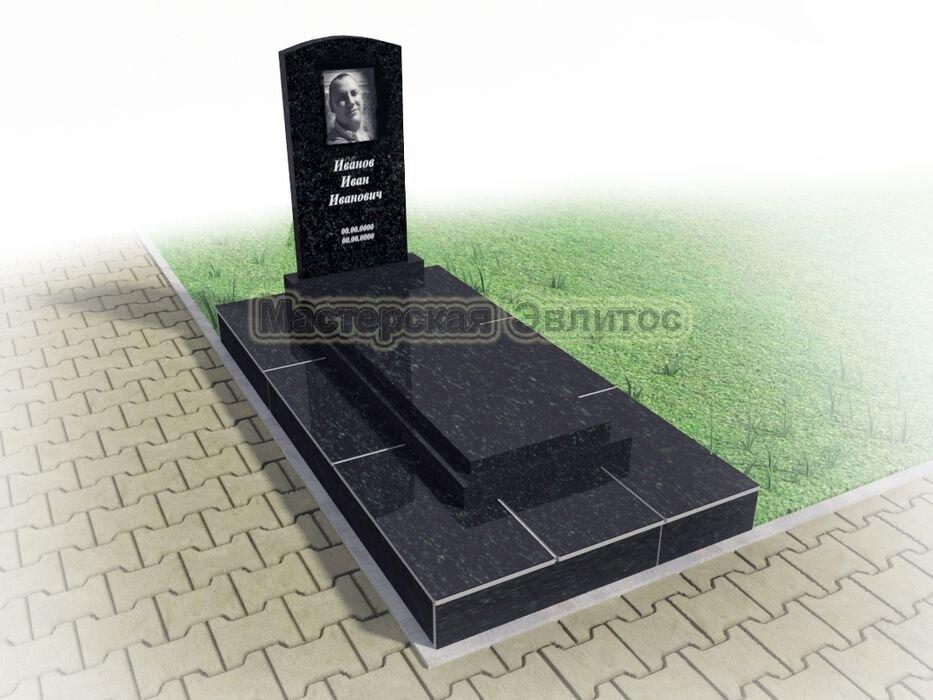 Готовый проект памятника ГПГ №8