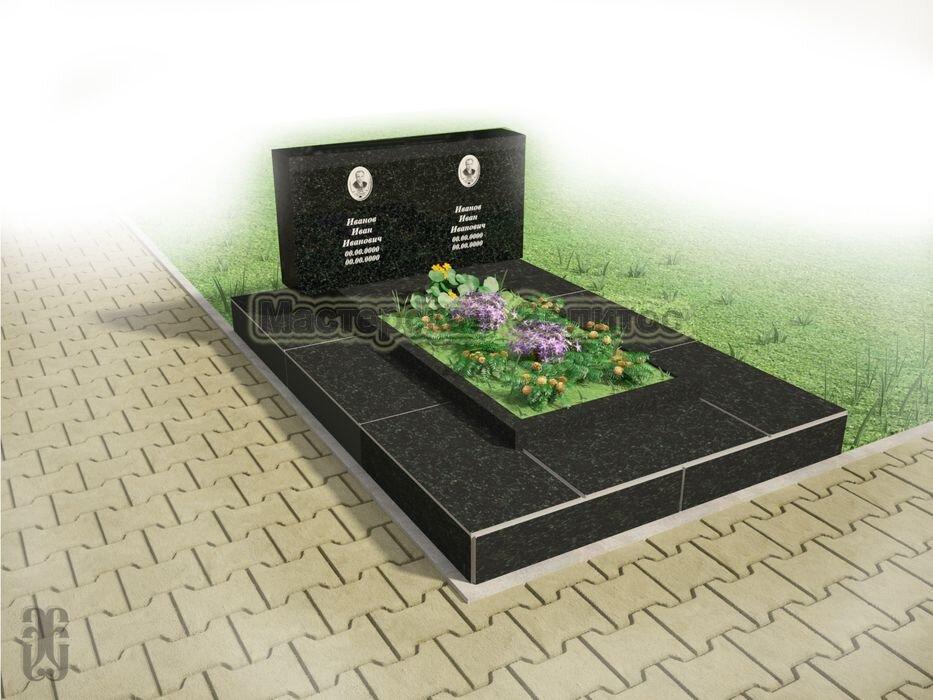 Готовый проект памятника ГПГ №12