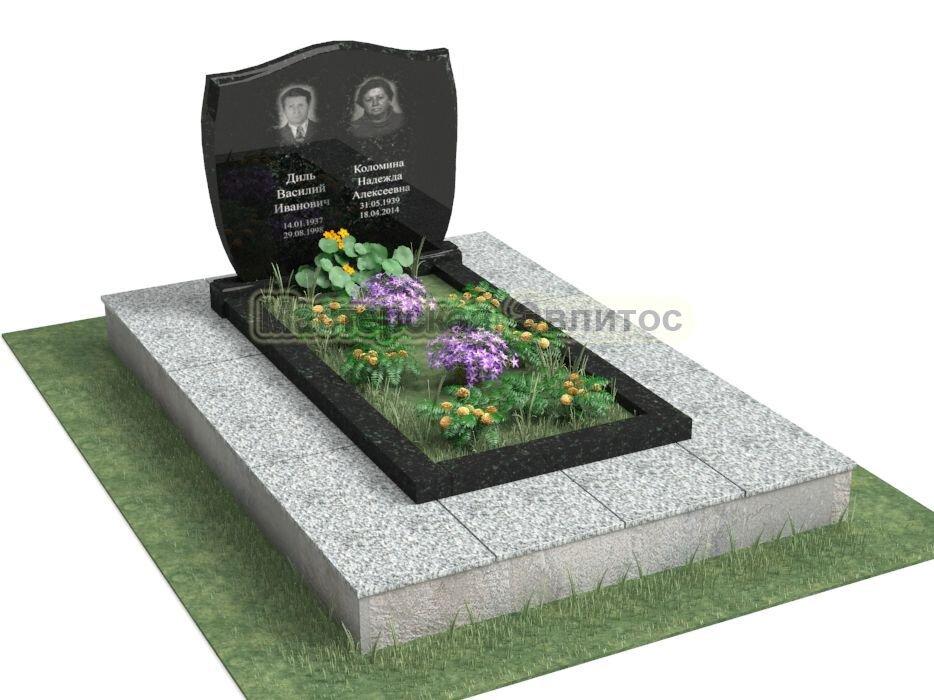 Готовый проект памятника ГПГ №13
