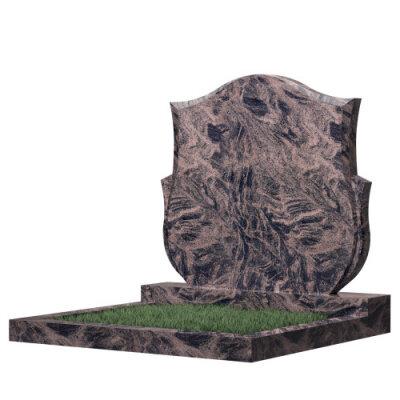 Семейный памятник №87 (коричневый гранит)