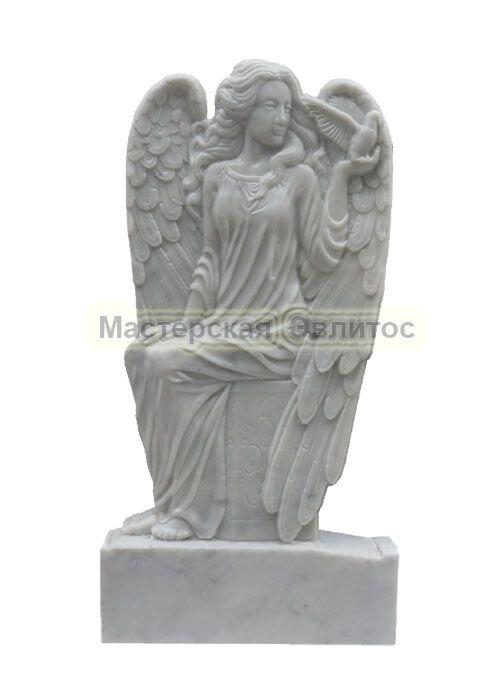 Мраморная скульптура ангела №8