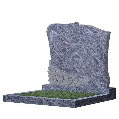 Семейный памятник №85 (коричневый гранит)