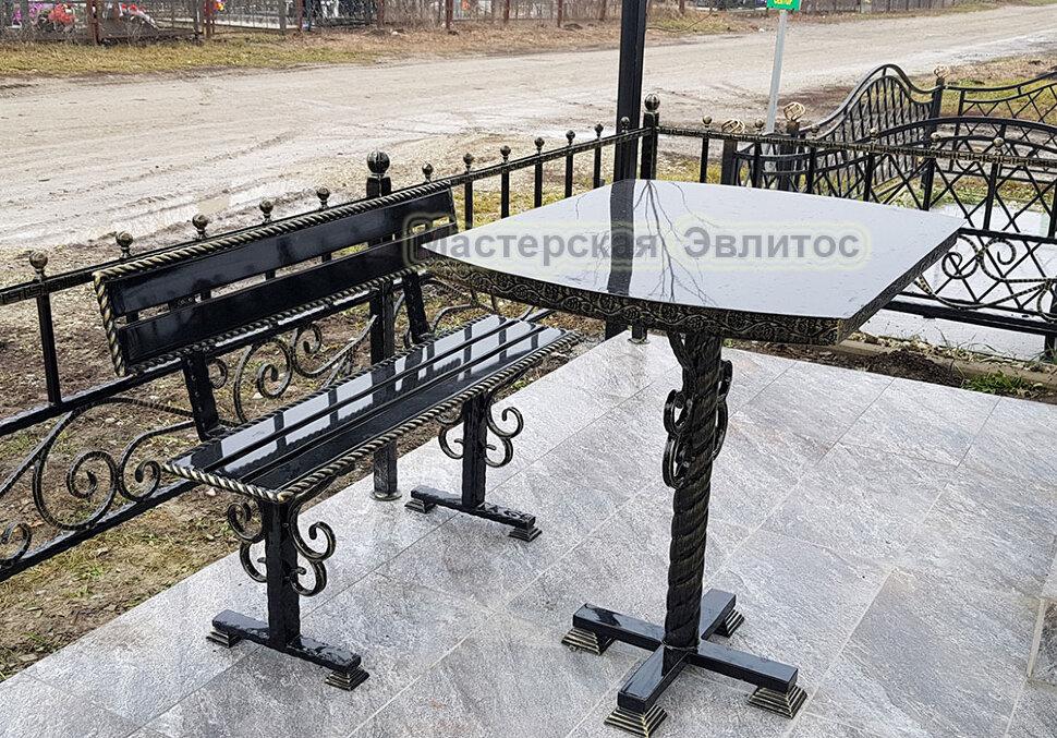 Стол МВК №3 в Томске