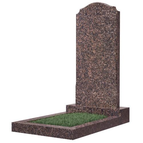 Памятник №11 (красный гранит)