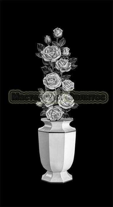 Розы №12