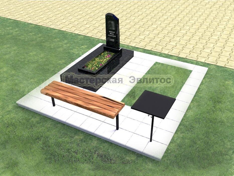 Готовый проект памятника ГПГ №19