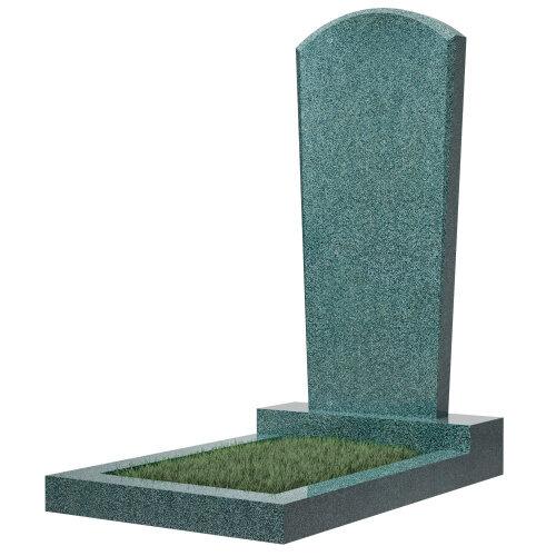 Памятник №89 (зеленый гранит)