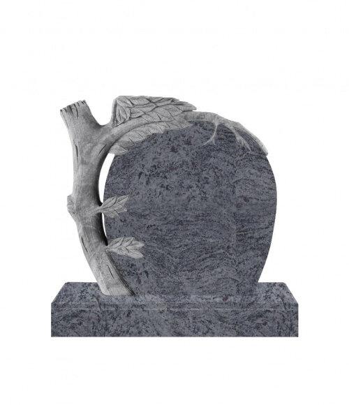 Памятник элитный №16 (черный гранит)