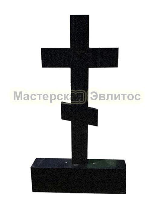 Гранитный крест 6-ти конечный в Томске
