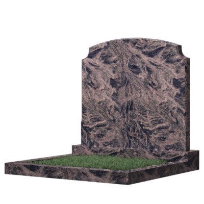 Семейный памятник №17 (коричневый гранит)