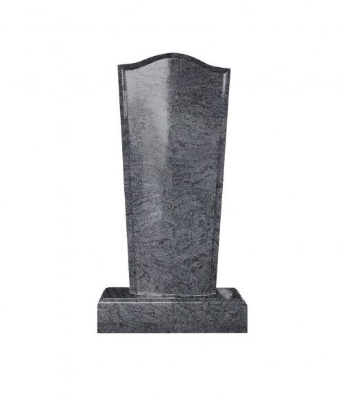 Памятник элитный №19 (черный гранит)