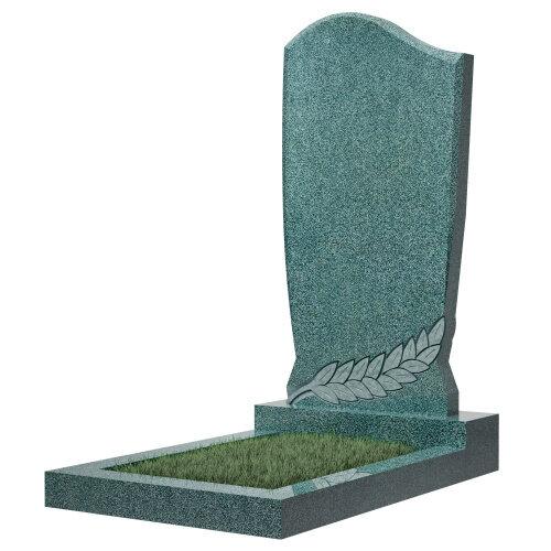 Памятник №96 (зеленый гранит)