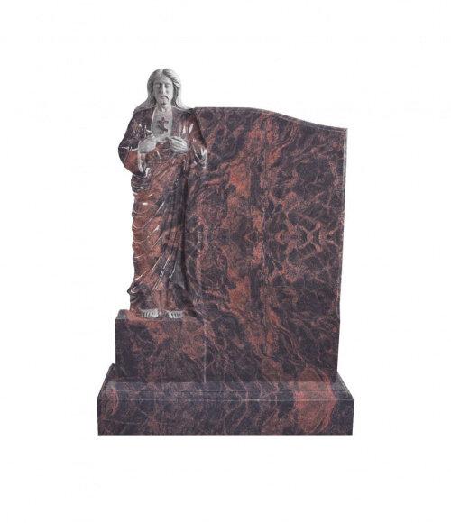 Памятник элитный №21 (черный гранит)