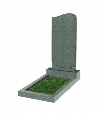 Памятник №103 (зеленый гранит)